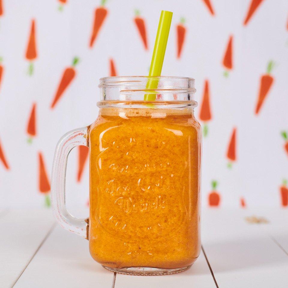 mrkvove smoothie bez